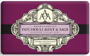 PATCHOULI MINT & SAGE